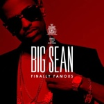 Big Sean -Finally Famous Cover