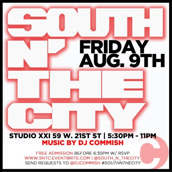southNthecity