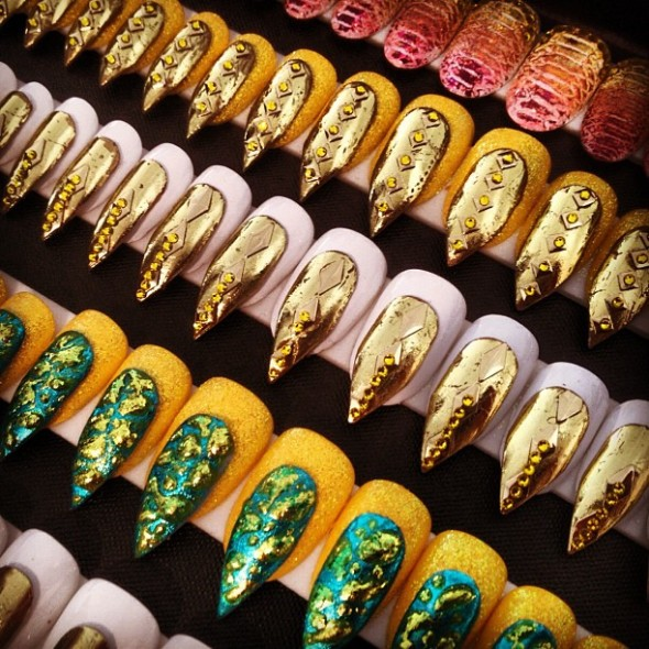 NYFW_S14_THEBLONDES_nails2