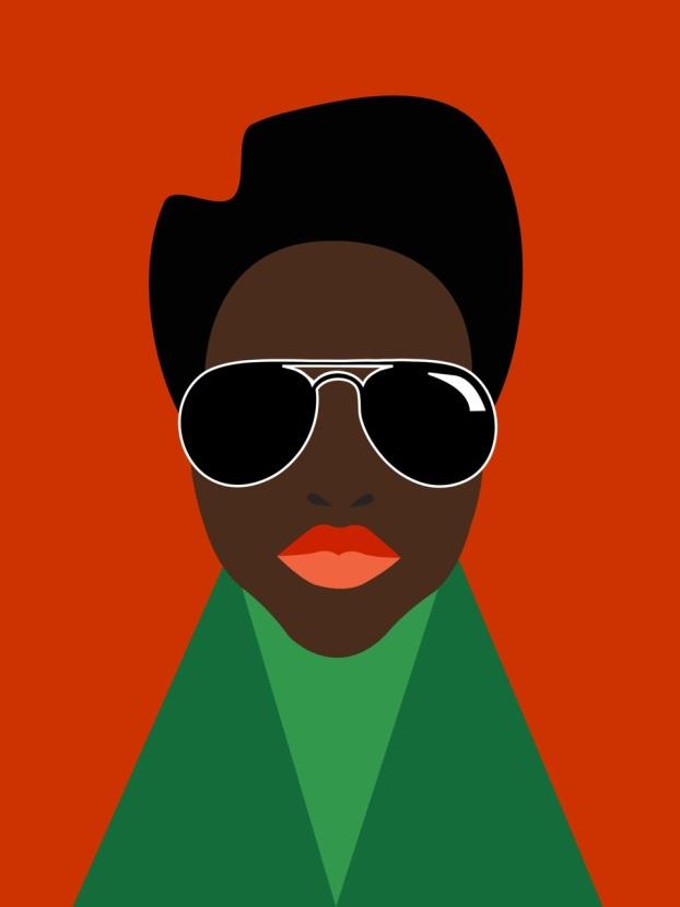 Lupita Nyong'o Poster 1